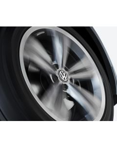 Dynamic Wheel Center Caps, Volkswagen, Set of 4 (66mm)