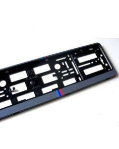 Euro License Plate Frame (BMW Style)